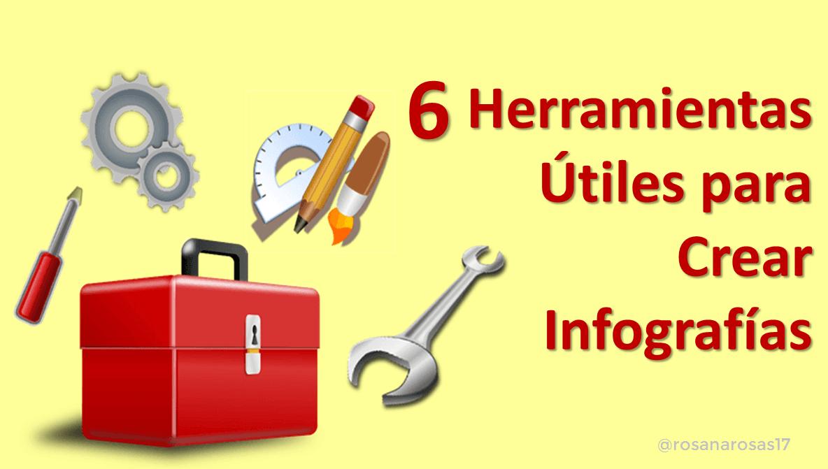6 Herramientas Útiles para Crear Infografías