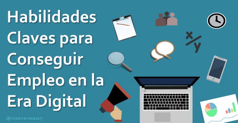 Habilidades claves en la era digital