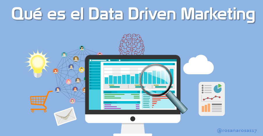 ¿Qué es el Data Driven Marketing? [Infografía]