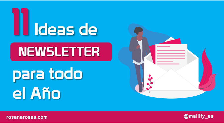 11 ideas de newsletter