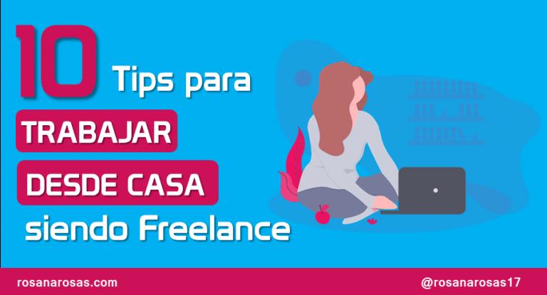 tips trabajo casa freelance