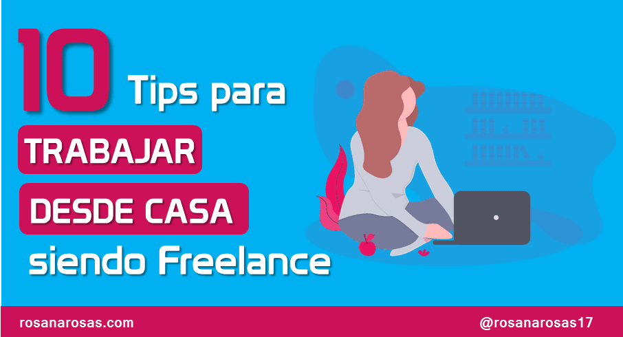 tips trabajo casa freelance