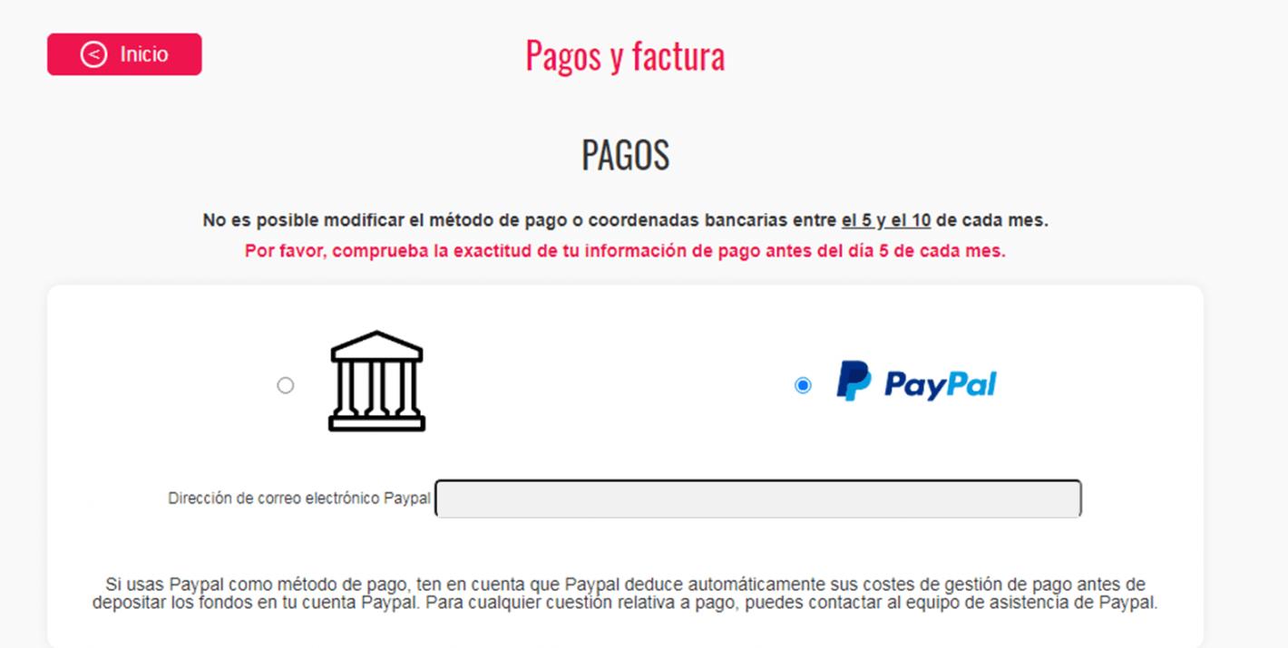 formas de pago the moneytizer