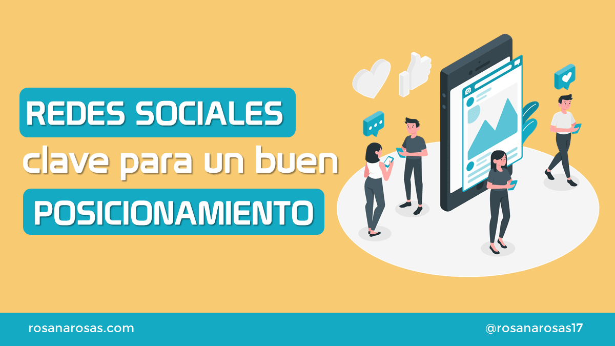 redes sociales y el posicionamiento SEO