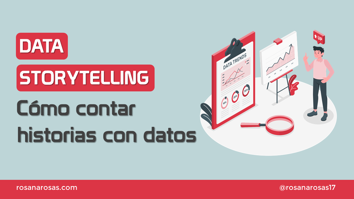Data Storytelling: Cómo contar Historias con Datos [Infografía]